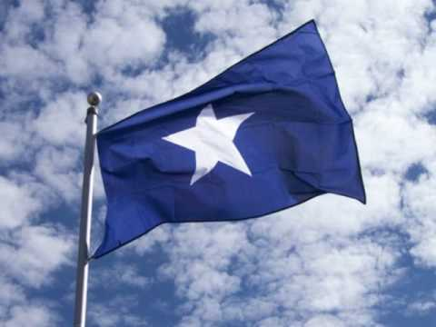 The Bonnie Blue Confederate Flag