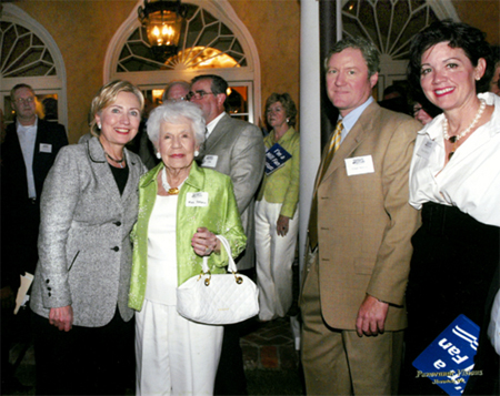 Hilary & Hazel