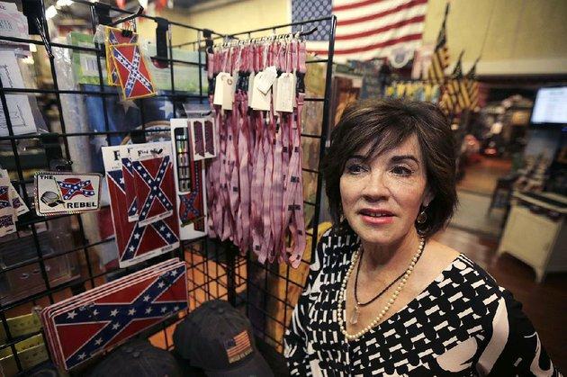 Kerry McCoy discusses Confederate flag sales